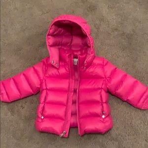 Polo Ralph Lauren puffer jacket w/ removable hood